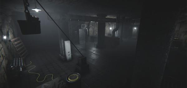 VR - Escape Room - Mine