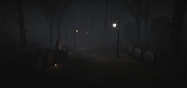 VR Escape Room - Sleepy Hollow