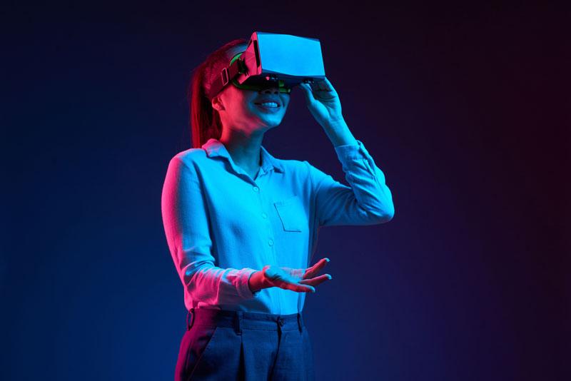 Virtual Reality Team Building
